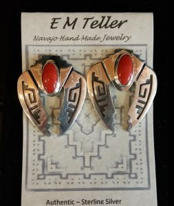 earrings-red-coral-silver-675x800