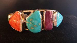 bracelet-cuff-silver-4stones
